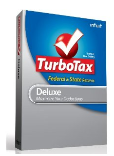 Screen Shot 2013 01 18 at 7.40.32 AM TurboTax Deluxe Federal + E File + State 2012 for $39