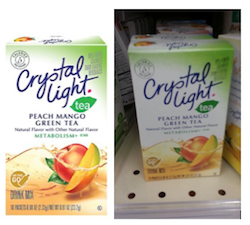 crystal light ra