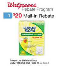flora rebate Ultimate Flora Printable Coupons + Moneymaker Deal at Walgreens