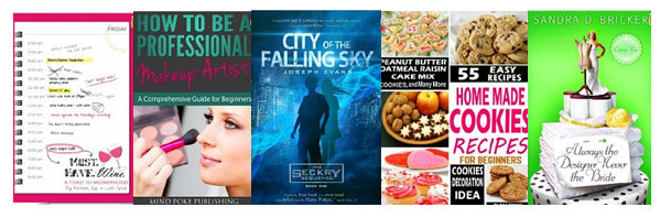 free kindles2 Free Kindle Books | Beyond The Storm, Must Have Wine, Healthy Lunch Ideas, The Humongous Fungus and More