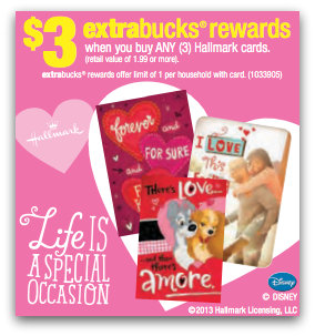 hallmark Hallmark Cards Coupon | Just 32¢ each at CVS Starting 1/13