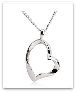 heart Heart Necklaces Pendant For Women + Gift Box and More (Great Gift Ideas)