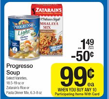hot 0 501 zatarain coupon free at dillons HOT $0.50/1 Zatarain Coupon = FREE at Dillons