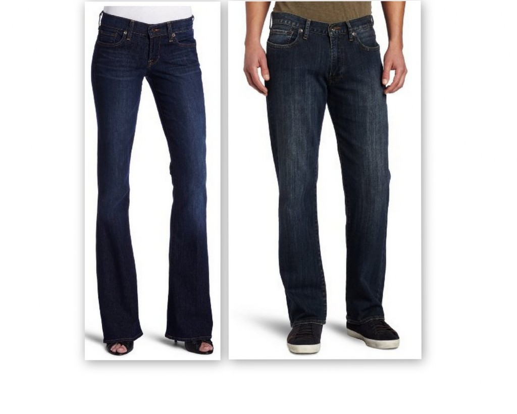 jeans 1024x820 50% Off Lucky Brand Jeans (Today Only)
