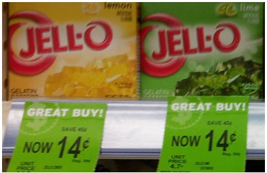jello FREE Jell O Gelatin Mix at Walgreens