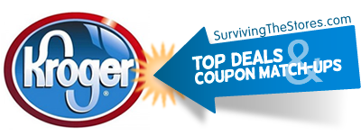 kroger southwest txla weekly deals coupon match ups 12313 12913 Kroger (Southwest TX/LA) Weekly Deals & Coupon Match ups 1/23/13 – 1/29/13