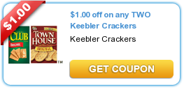 New Coupons: Johnsonville Sausage & Keebler Crackers