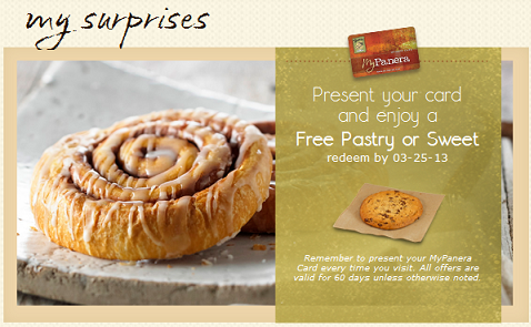 panera Panera | Sign Up for FREEbies
