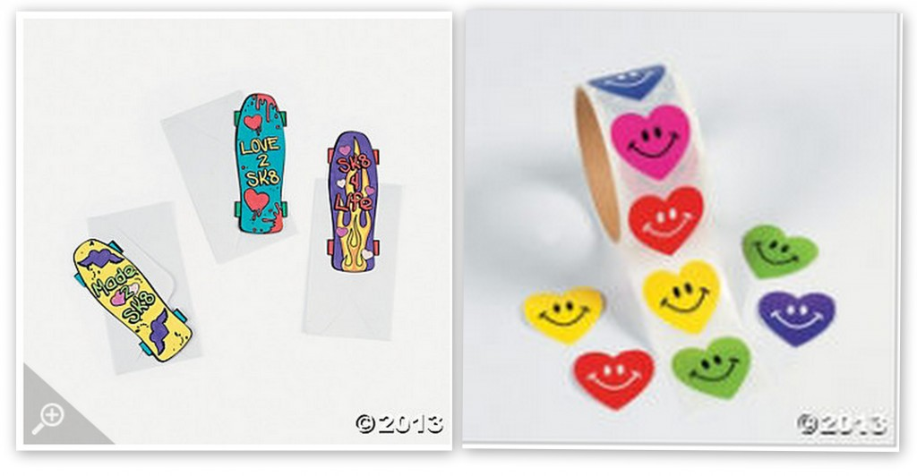 stickers 1024x532 FREE Shipping at Oriental Trading Company (Think V Day Items!)