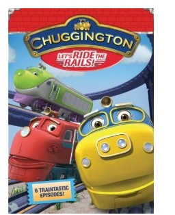 target chuggington dvd for 2 Target: Chuggington DVD for $2!