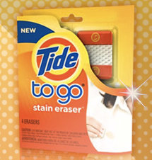 tide FREE Tide Stain Eraser | 1st 10,000 Samples