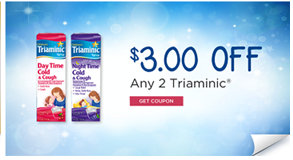 triaminic Triaminic Coupon Stack Deal at Rite Aid