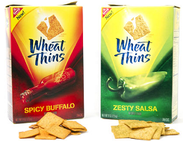 wheat thins FREE Box of Wheat Thins Text Offer   1st 5,000