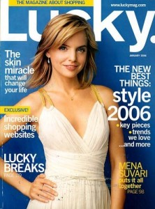 Lucky 4 222x300 Two Year Subscription to Lucky Magazine for $5.99