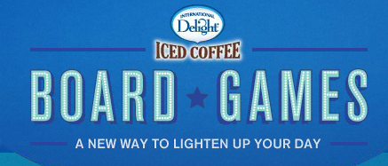 Sweepstakes Roundup: International Delight Board Games, Behr Pink and Red Color Sample Promotion + More Sweeps