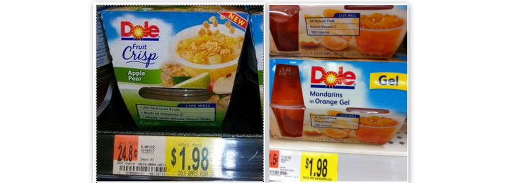 dole1 1024x361 New Dole Printable Coupons + Walmart Deals and More
