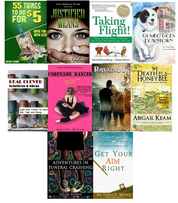 ebooks1 Free Kindle Book: Fiction, Action, Mystery, Thrillers, Cookbooks, Non Fiction, Childrens and More for 2/6