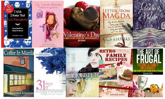 ebooks2 Free Kindle Book: Fiction, Action, Mystery, Thrillers, Cookbooks, Non Fiction, Childrens and More for 2/7