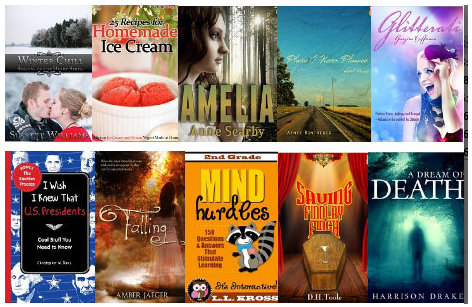ebooks3 Free Kindle Book: Fiction, Action, Mystery, Thrillers, Cookbooks, Non Fiction, Childrens and More for 2/18
