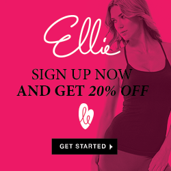 ellie Ellie: 20% Off Personalized Stylish Activewear