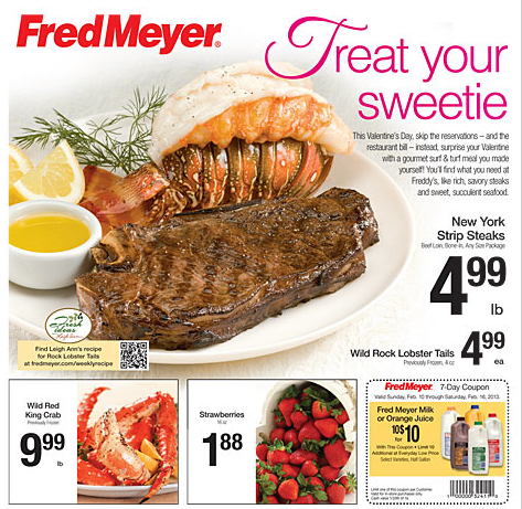 fred meyer coupon deals february 10 16 2013 Fred Meyer Coupon Deals February 10 16, 2013