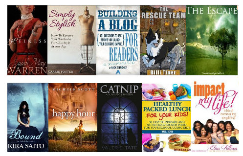 free kindles3 Free Kindle Book: Fiction, Action, Mystery, Thrillers, Cookbooks, Non Fiction, Childrens and More for 2/19