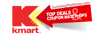kmart coupon match ups deals week of 2313 Kmart Coupon Match ups & Deals (Week Of 2/3/13)