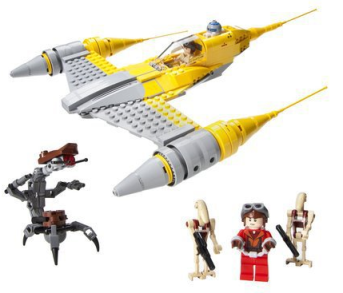 lego Lego Star Wars Naboo Starfighter Set 20% Off (Today Only)