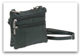 purse Soft Leather Body Bag Purse $7.98 Shipped and More!