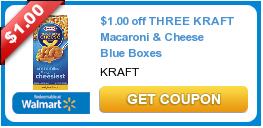 rare 13 kraft macaroni cheese dinner coupon 0 72 at farm fresh *Rare* $1/3 Kraft Macaroni & Cheese Dinner Coupon = $0.72 at Farm Fresh
