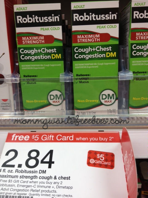 robitussin Robitussin Moneymaker at Target