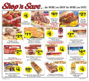 shop n save weekly ad deals 23 29 Shop N Save Weekly Ad Deals 2/3 – 2/9