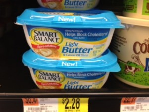 smart Smart Balance Butter Spread Printable Coupon + Walmart Scenario
