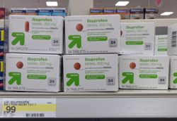 up ibuprofen New Target Mobile Coupon = 24¢ Ibuprofen Pain Relief