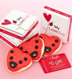 valentine cookie 5 delivered Valentine Cookie...$5 delivered!