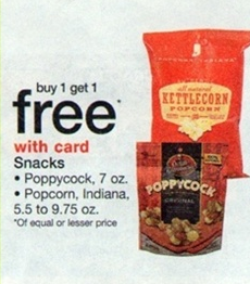 1118 New Popcorn Indiana Printable Coupon + Walgreens Deal