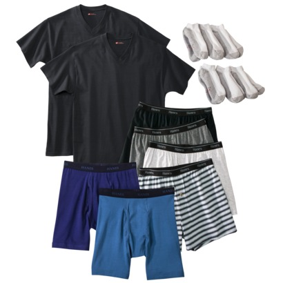 hanes men products