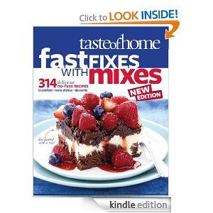 taste of home recipe ebook
