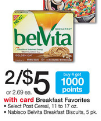 belvita biscuits coupons
