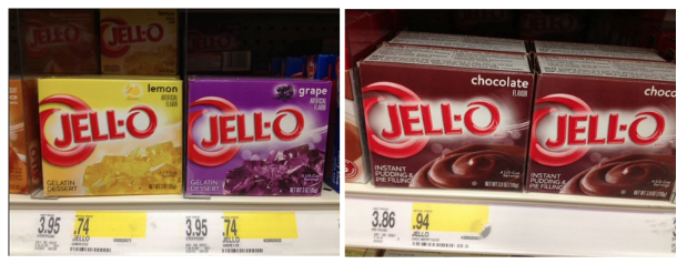 JELLO coupons