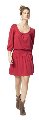 mossimo drop waist dress