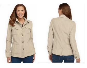 ll bean corduroy jacket