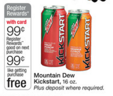 Screen Shot 2013 03 28 at 1.24.44 PM Walgreens: Free Mountain Dew Kickstart