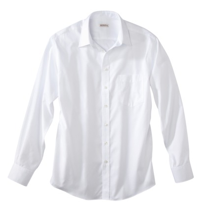 Screen Shot 2013 03 29 at 9.59.11 AM Merona® Mens Ultimate Solid Dress Shirt for $17 Shipped