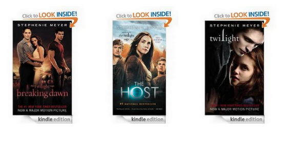 Screen Shot 2013 03 30 at 9.50.13 AM Amazon: Stephenie Meyer Novels, $2.99 or Less on Kindle