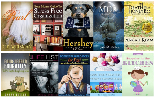 Thursdaysebooks Free Kindle Book: Fiction, Action, Mystery, Thrillers, Cookbooks, Non Fiction, Childrens and More for 3/7