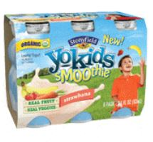 Yo kids smoothie Stonyfield Products Printable Coupons