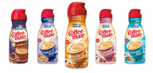 bogo coffee mate creamer coupon 0 97 at target Coffee Mate Coupons for Buy One Get One Free = Makes it 75 Cents at Target