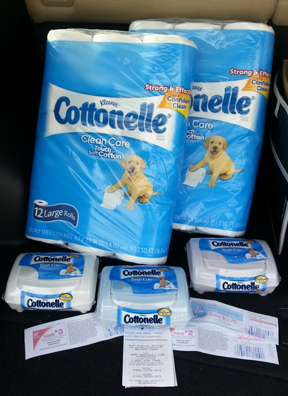 cottonelle New Cottonelle Catalina = HOT Deals at Walgreens, Kroger and More
