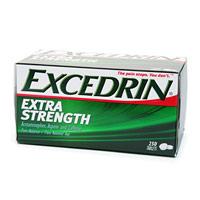 FREE Bottle of Excedrin on 3/19